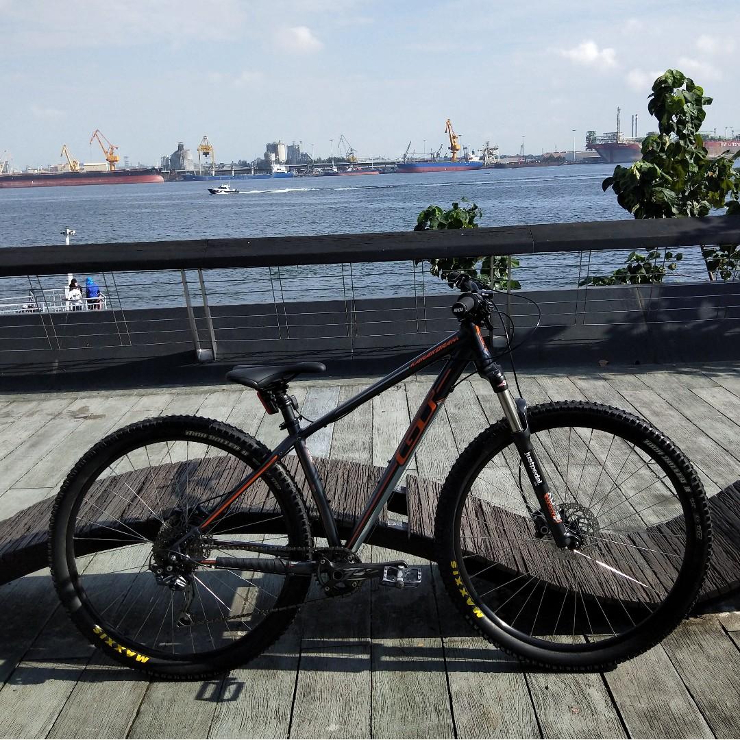 4bdbe96ce40 GT Karakoram Mountain Bike for Sale