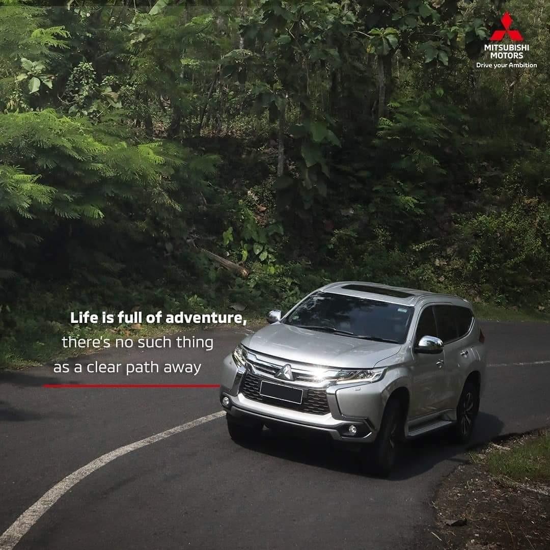 Harga terbaru Mitsubishi All New Pajero Sport 2019