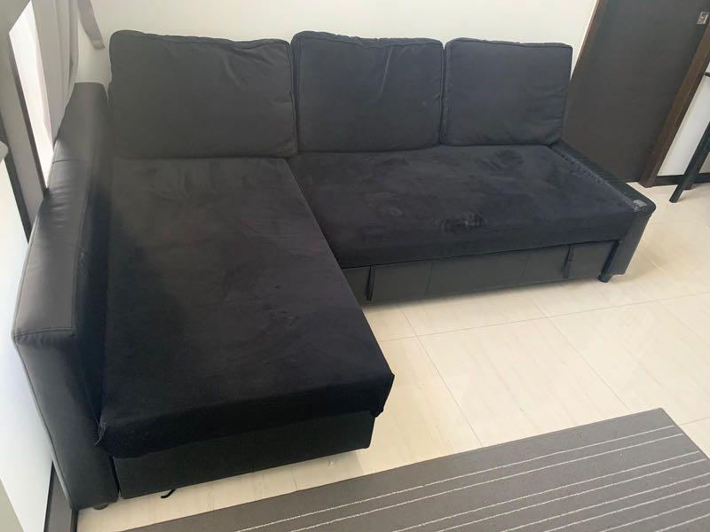 Ikea Sofa Bed Friheten Corner Sofa Bed With Storage Furniture