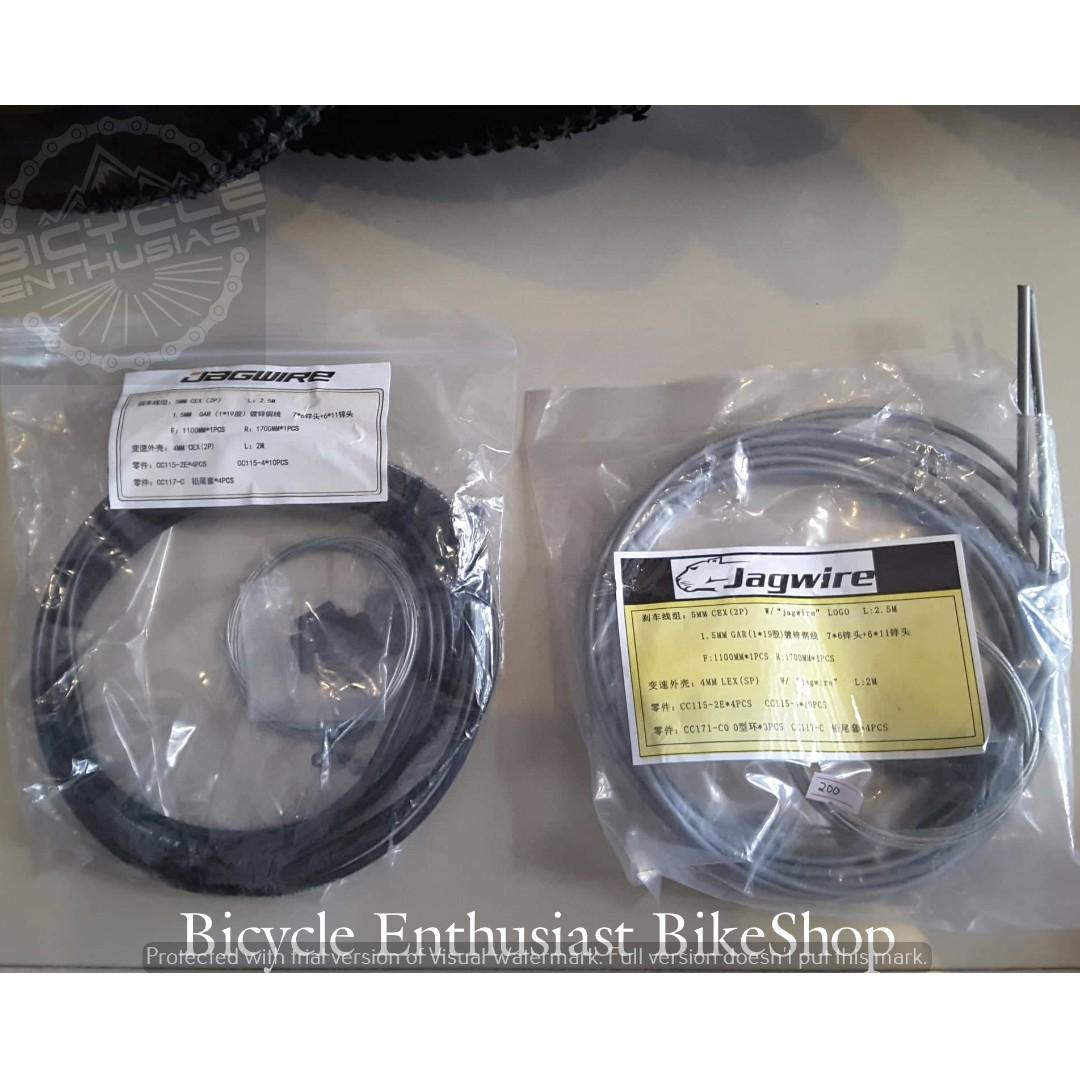 Jagwire Brake Cable and Housing Mechanical Bicycle MTB Bike