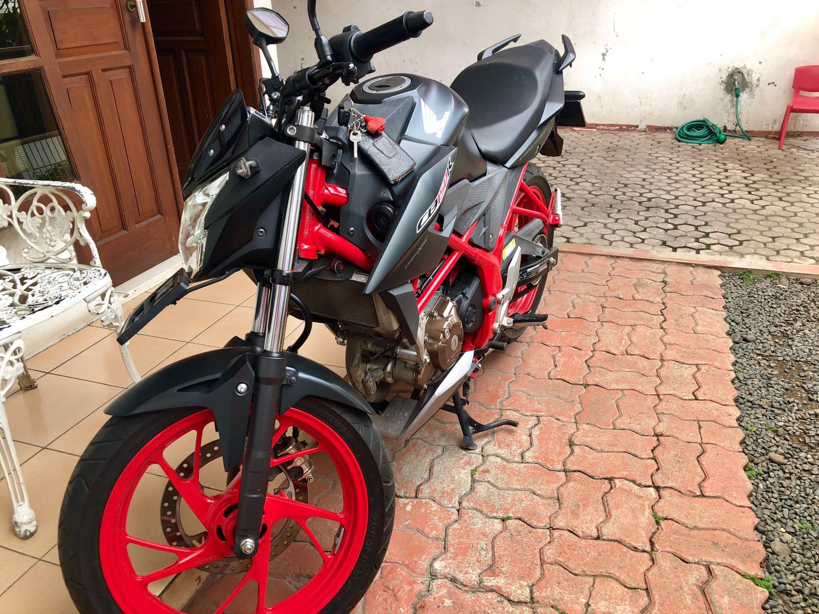 AHM Rilis Honda CB150R StreetFire Terbaru 2018! » BMSPEED7.COM