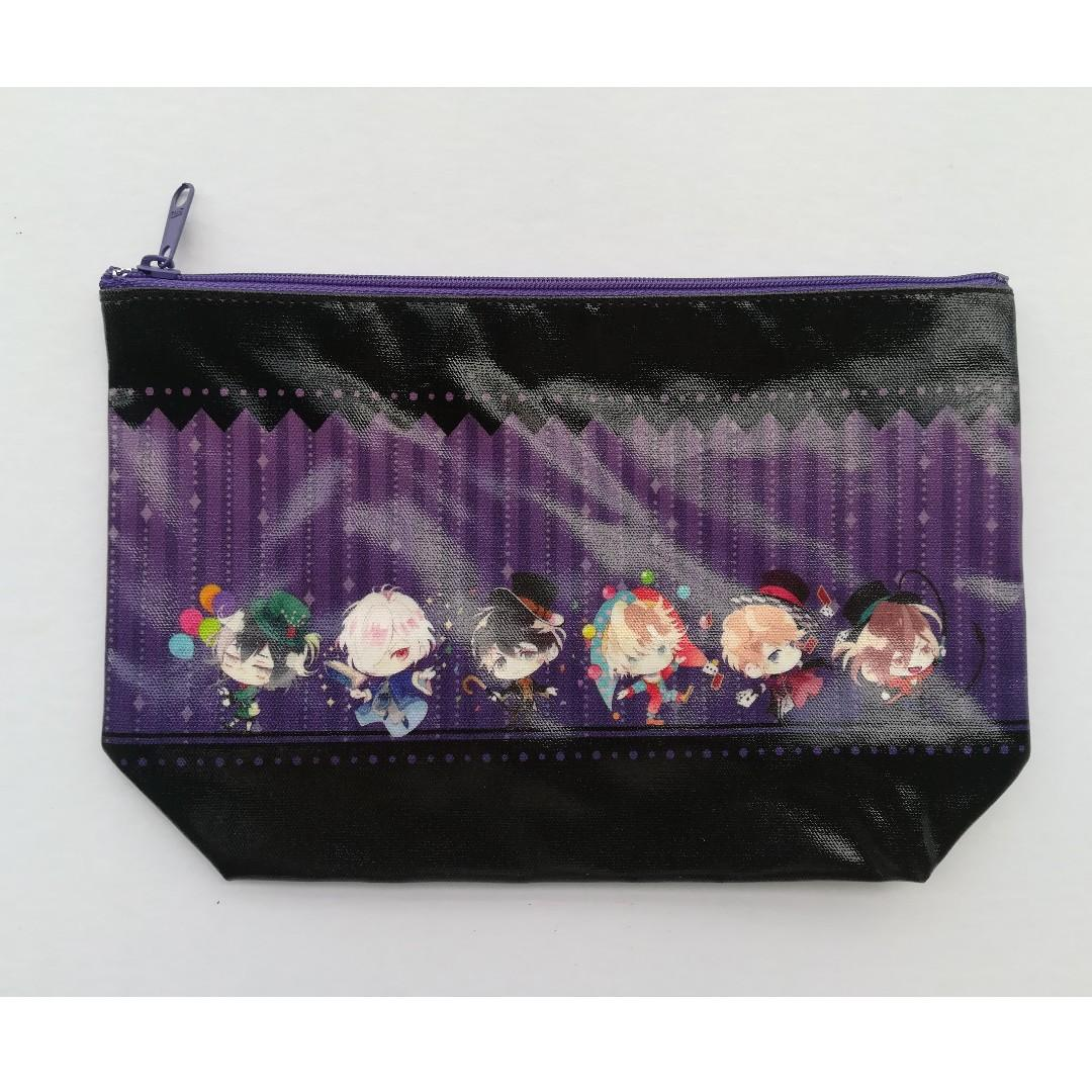 (Limited) Diabolik Lovers Lunatic Parade x animate - Laminated Multi Pouch