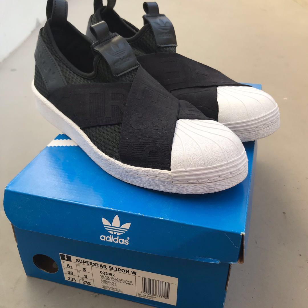 factory price 674bf 7e734 LIMITED EDITION Adidas Superstar Slip-On , Women's Fashion ...