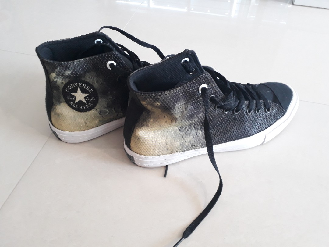 7877a7554544cf Limited Edition Converse Chuck Taylor II Moon Werewolf Limited ...