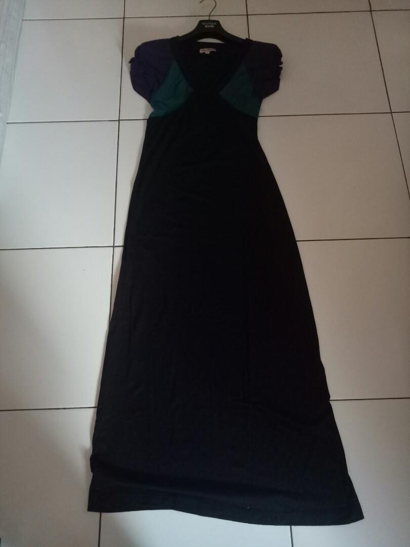 Long dress (X)SML