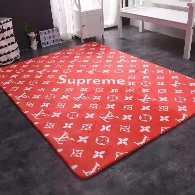 Louis Vuitton Supreme Carpet - Just Me And Supreme