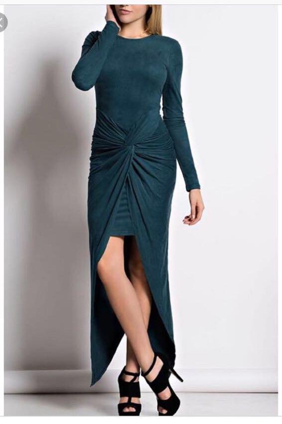 M boutique black body con dress