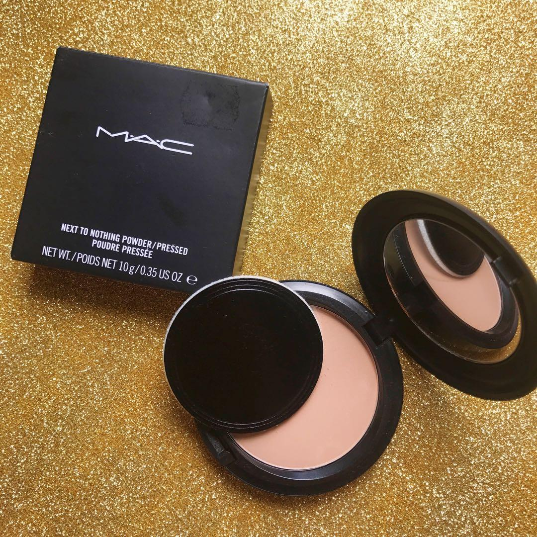 Mac Next To Nothing Powder (Pressed) - Medium Plus