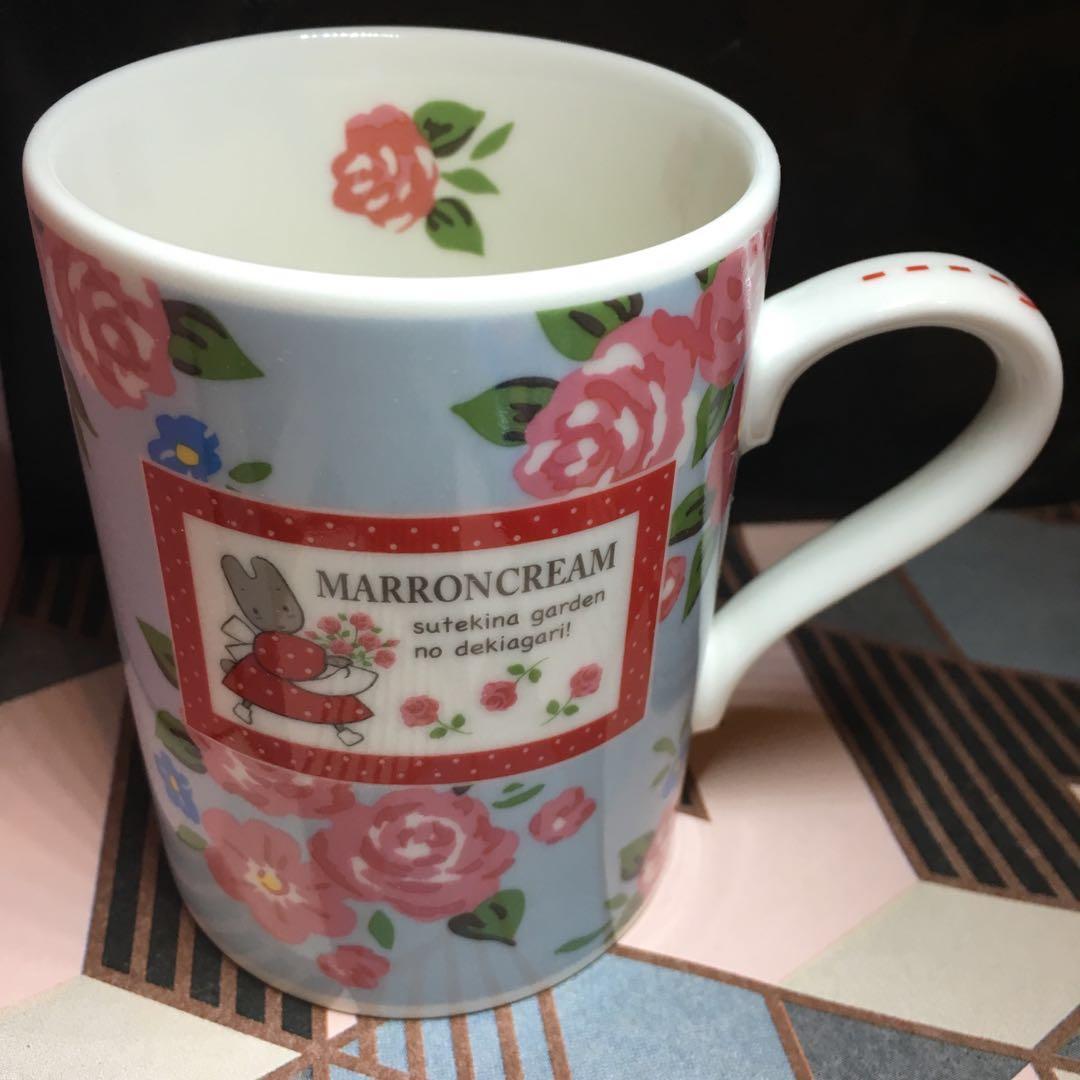 Marroncream 杯