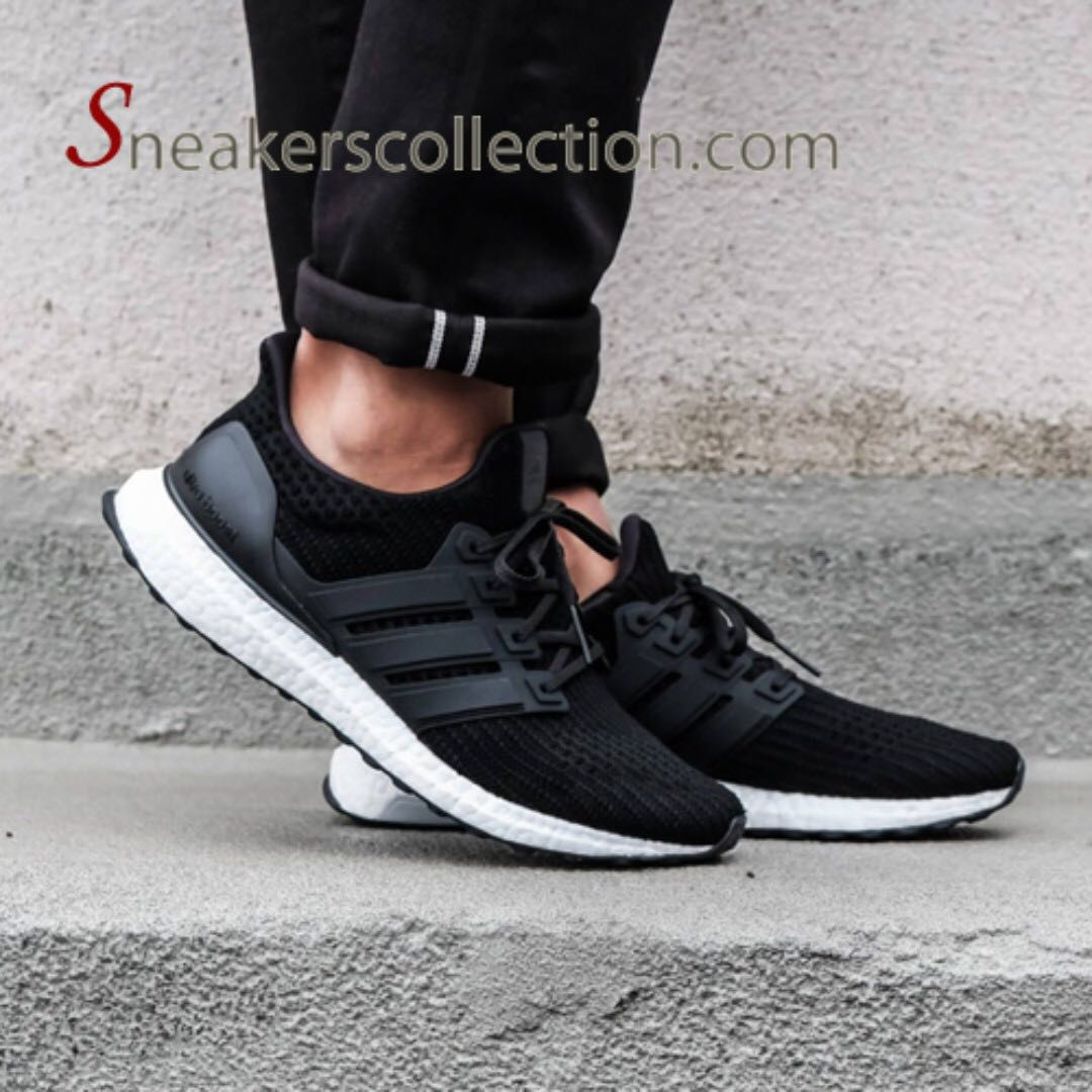 5c62ed0c7e5a8 Men Ultra Boost 4.0 Black