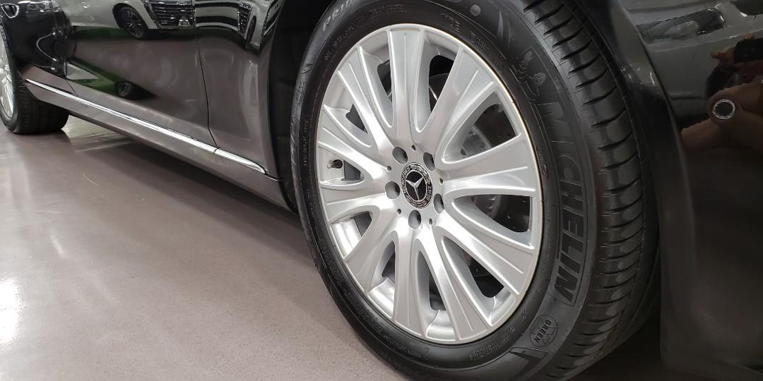 2018 MERCEDES-BENZ S320