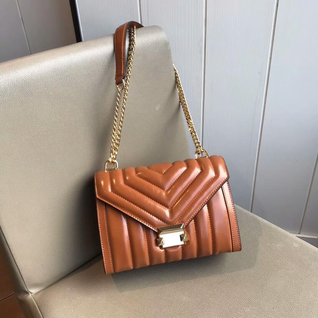 16d1ac2da2b0 MK) Michael Kors Whitney Series Crossbody Bag, Luxury, Bags ...