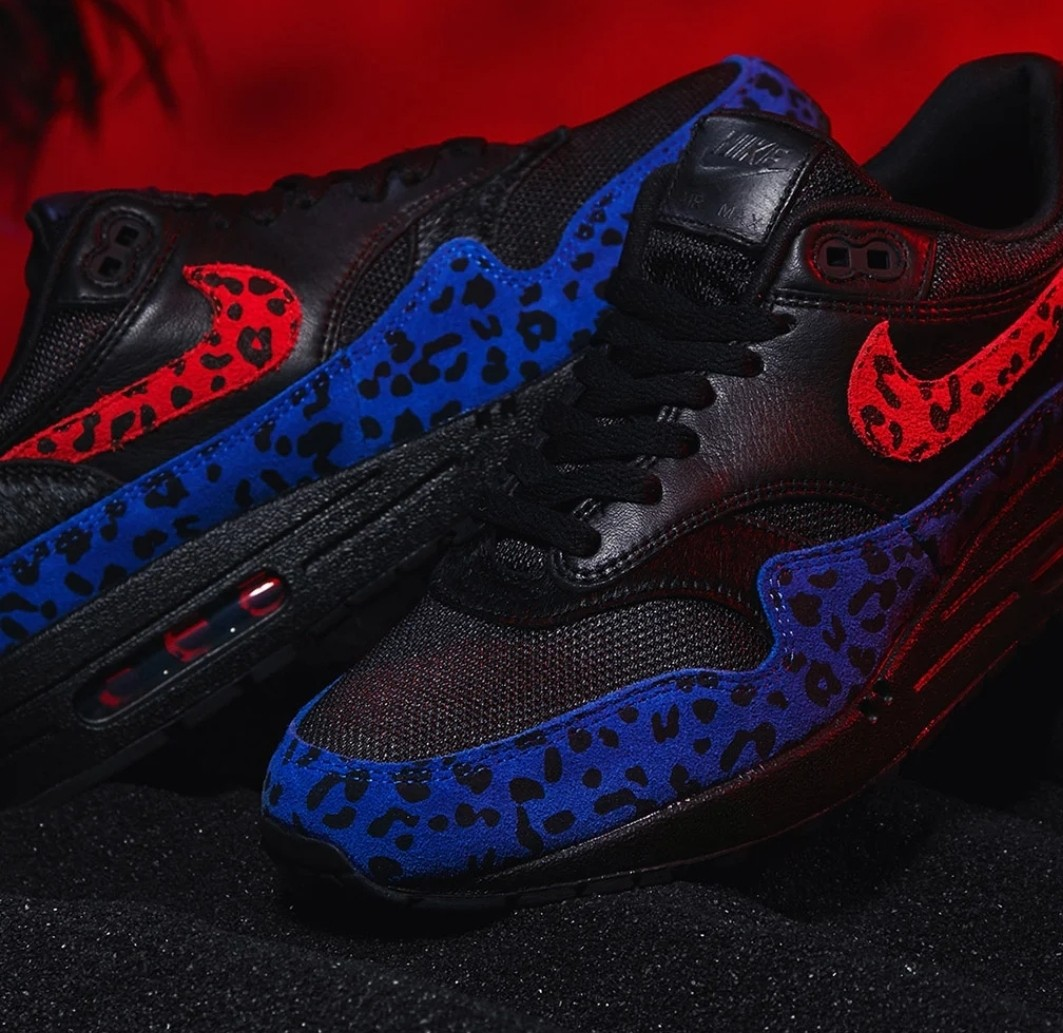 f4a2f38b91 Nike Air Max 1 Premium with Animal Pack, Men's Fashion, Footwear ...