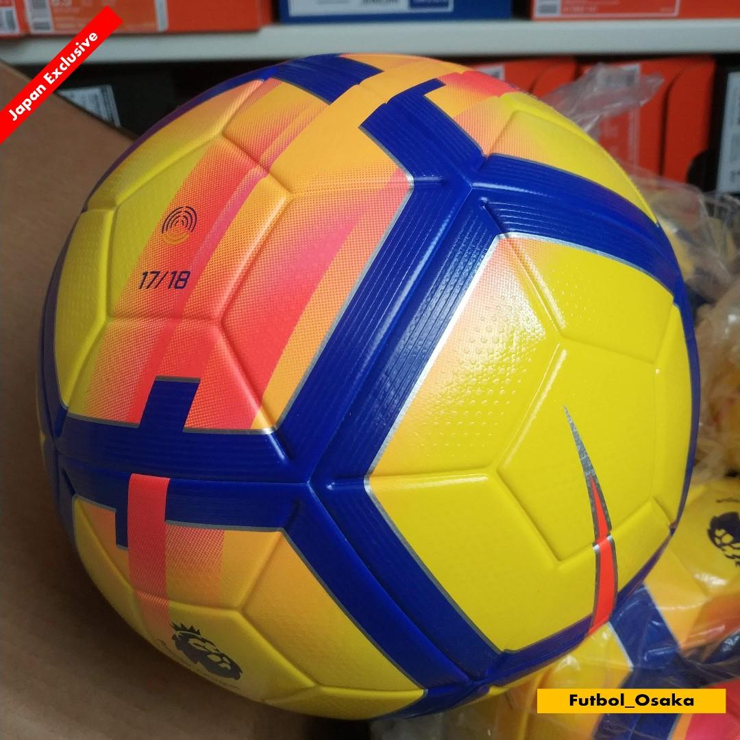 a12a2c03d Nike Official Match ball Ordem V 5 EPL football 17/18 season, Sports ...