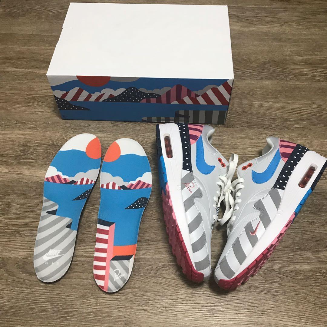 94720979e14 Nike Parra Air Max 1 US12