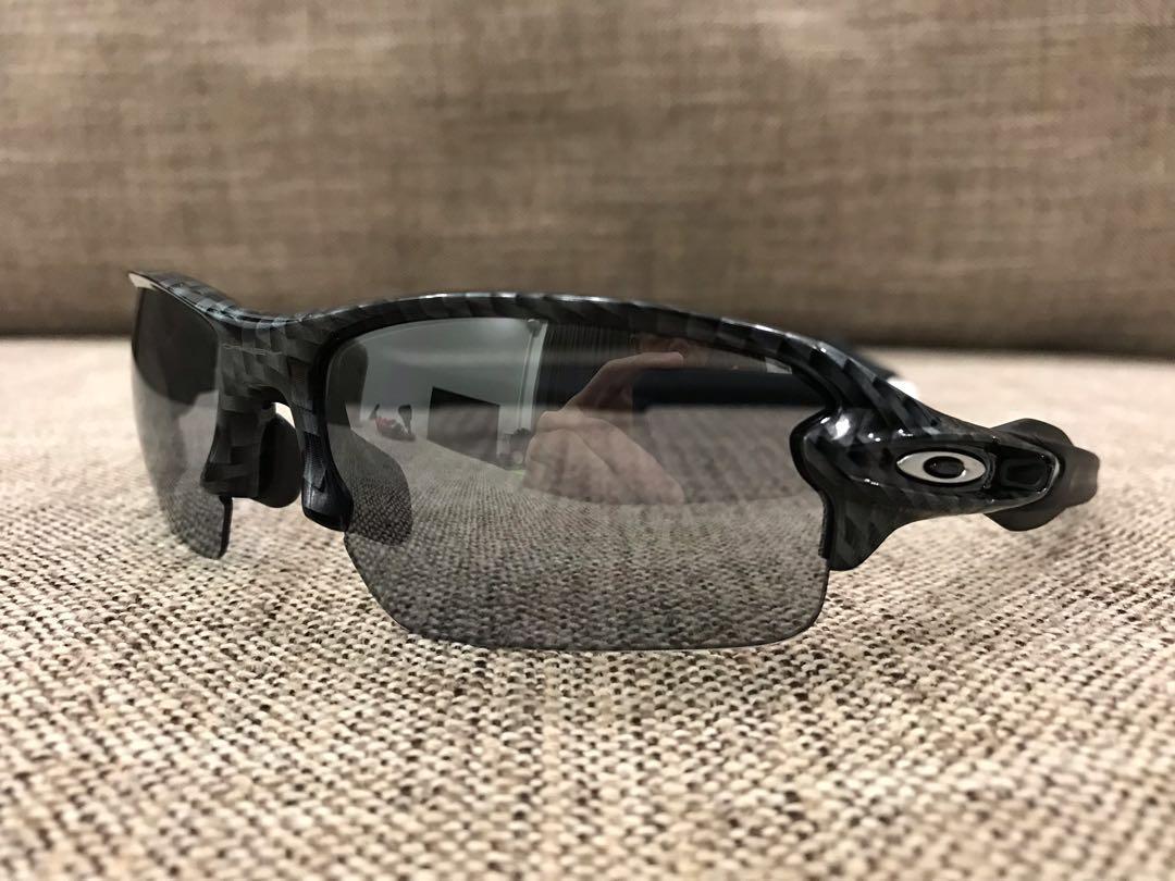 94cbee52a344f Oakley™ FLAK 2.0 Asian Fit (Carbon Slate Iridium)