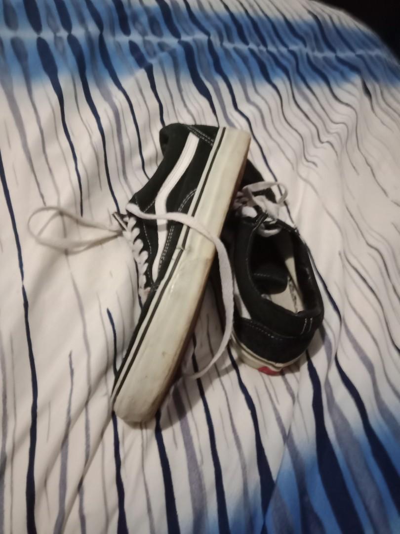 Old skool vans old school sneakers