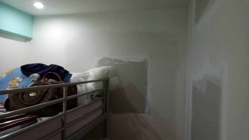 Partition, false ceiling