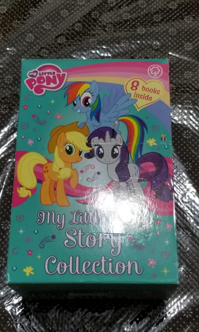 PONY - 8 pcs of my little story collection