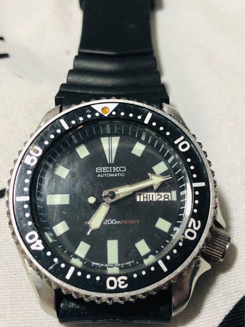 3554325d9278 Seiko SK7S26 Divers 200m