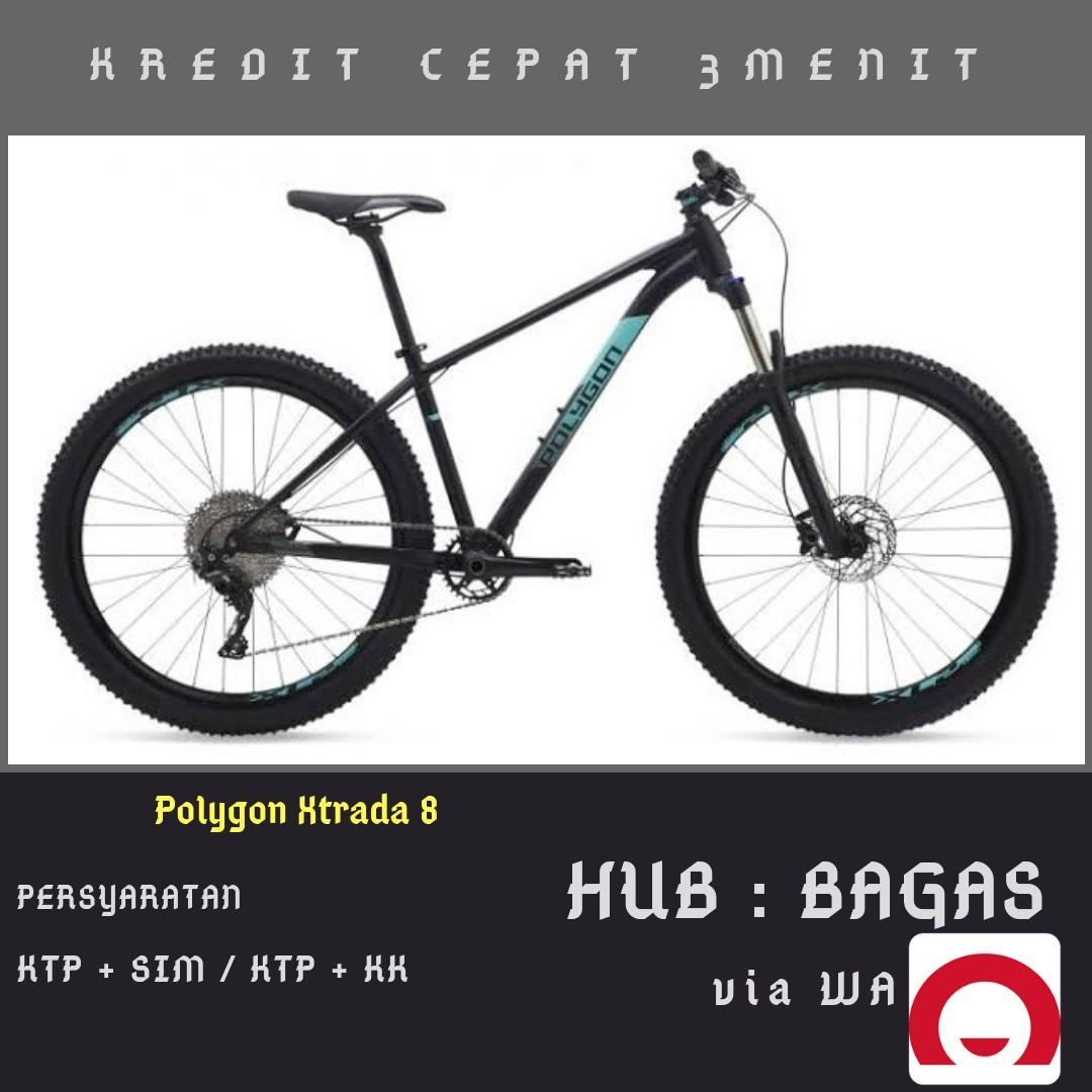 Sepeda Gunung Polygon Xtrada 8 - Arena Modifikasi