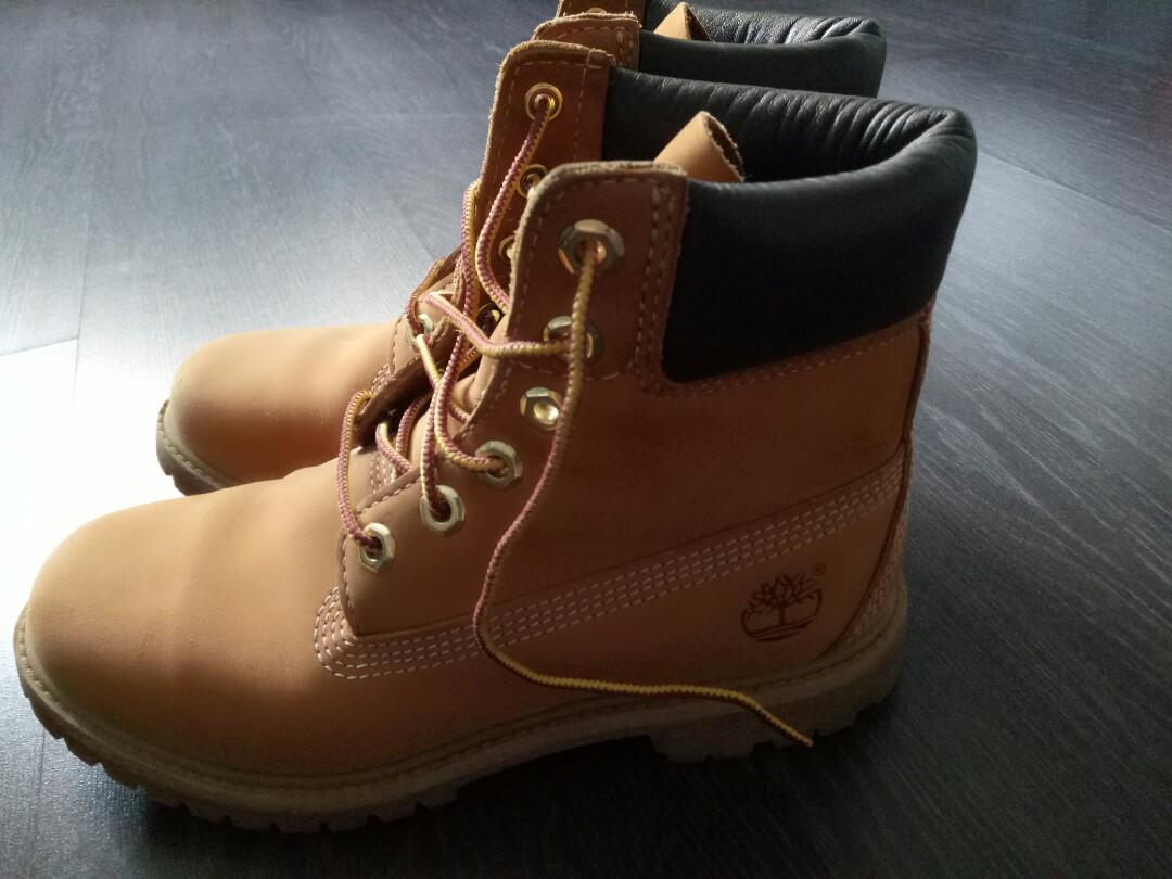 rozmiar 7 buty sportowe super jakość Timberland Boots