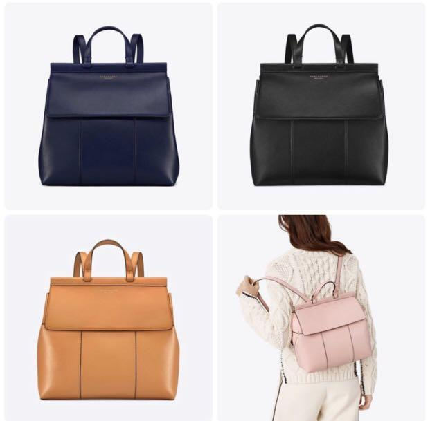 Tory Burch Private Sale T Backpack