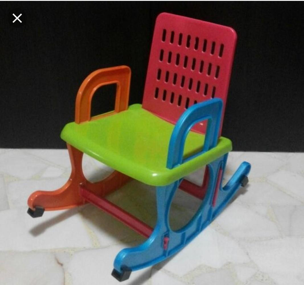 Toyogo Diy Rocking Chair For Toddlers Furniture Tables