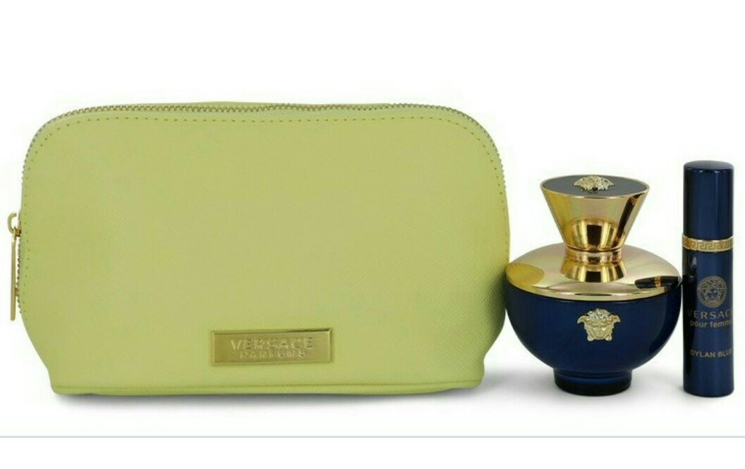 Versace Perfume Gift Set For Wonen