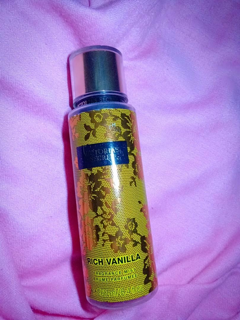 Victoria's Secret Rich Vanilla Original