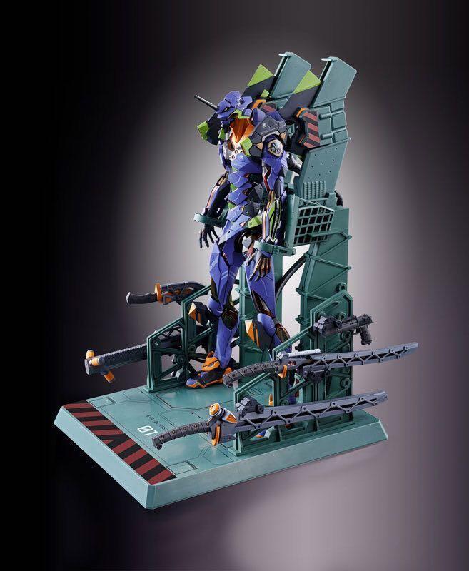 [YH]全新現貨 日版 超合金 METAL BUILD EVA 01 TEST TYPE 新世紀福音戰士 EVANGELION 初號機 MB