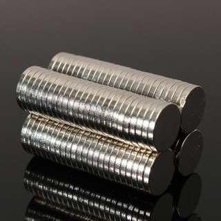 8mm*1mm Thin Magnets