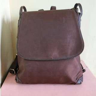 United Colors of Benetton Brown Backpack