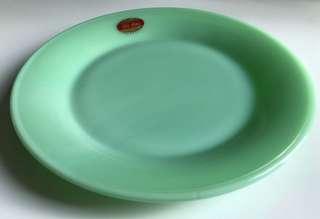 Fire King Heritage salad plate