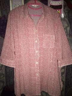 three fourth blouse