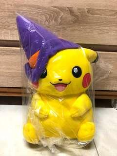 🚚 Jumbo Big Halloween Pikachu Plushy