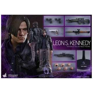 全新 Hottoys Biohazard Resident Evil 6 生化危機 Leon S Kennedy VGM22