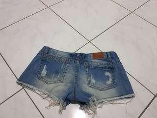 🚚 超短褲