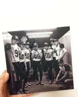 EXO Love Me Right Chinese Version (Album & CD Only)