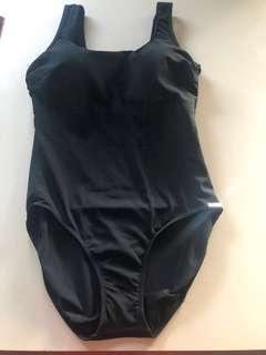 Capriosca Swimwear One Piece Black Size 14