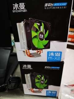 CPU Cooler Snowman M-X2