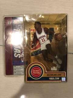McFarlane NBA Legends Isiah Thomas Detroit Pistons