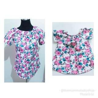199 only! Mother and Daughter blouse
