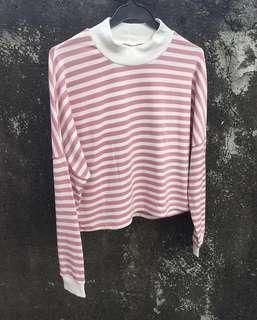 Pink Line Shirt