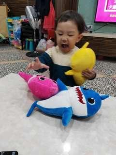 🚚 現貨 鯊魚寶寶 會唱歌