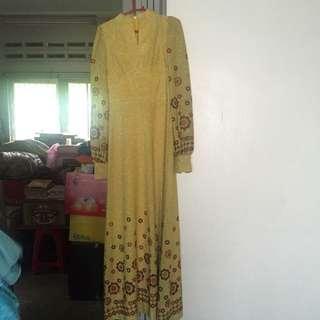 Vintage Glittery Dress