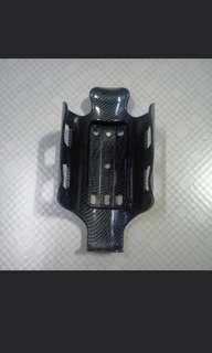 carbon printing water bottle cage