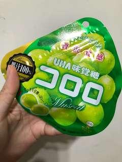 🚚 日本味覺糖