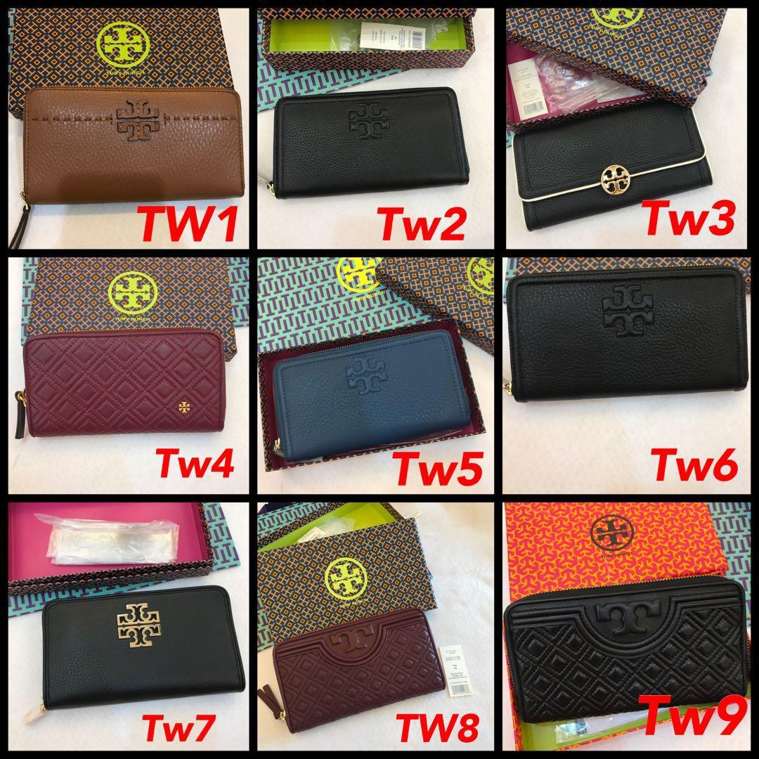 (01/03/19)Authentic Tory Burch promotion clearance ready stock mk card holder lanyard Michael kors handbag backpack crossbody bag