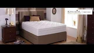 Brand New Unopened King Koil Extended Life matress #MFEB20